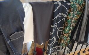 LADIES, LADIES GENTLY USED NYGARD CLOTHING