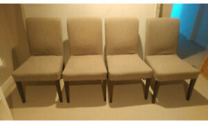 IKEA HENRISKDAL Dining Chairs - GOOD CONDITION