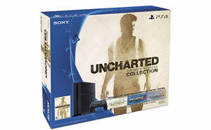 Uncharted The Nathan Drake Collection Bundle PS4