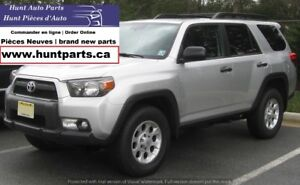 q Toyota 4Runner 2010 2011 2012 2013 2014 2015 2016 L Parts Pièc