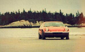 1972 Lotus Europa SII twin cam (big valve).