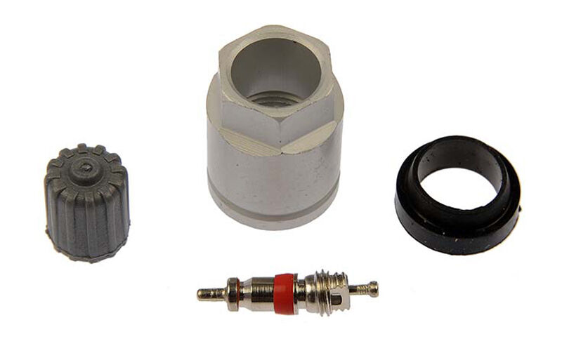 New Dorman TPMS Tire Pressure Monitor Sensor Valve Stem Service Kit / 609-103.1