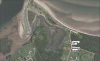 Waterfront cottage lot - Beach Point, PEI (0.83  acres)