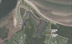 Waterfront cottage lot - Beach Point, PE (0.83  acres)