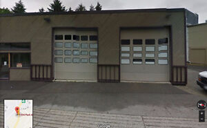 Commercial Property with Storefront and Bay for Lease