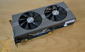 Unused HD Radeon Rx Nitro  580 8Gb edition.