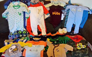 Baby Clothes for Boys sizes 3-12 months