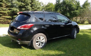 2011 Nissan Murano DVD Package SUV, Crossover All Wheel Drive