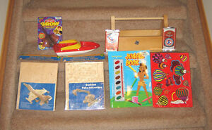 Assorted Boys Toys - most are new