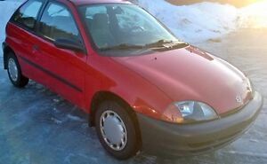 --SUZUKI SWIFT HATCHBACK--AUTOMATIQUE--102 000 KMS--