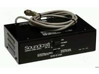 ALESIS Io/26 &Soundcraft power supply