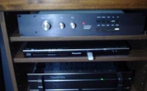 Stereo Audio Equipment