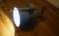 Vintage Retro Industrial Style Lamp / Spotlight - PLATEAU