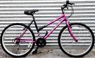 Ladies challenge bike