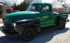 1952 Chevrolet Pick-up Truck