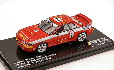 1 winner ATCC 1991 Nissan Skyline GT-R No