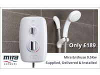 MIRA Electric Shower