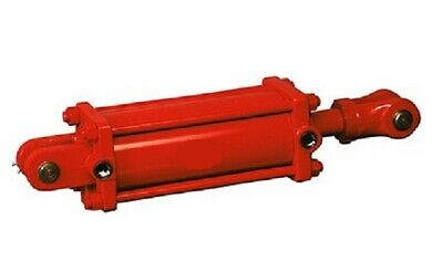 5 X 8 Cross Hydraulic Cylinder Retracted 20.25 Extended 28.25 W 1.50 Rod