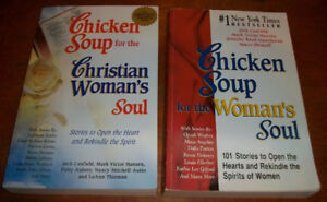 Chicken Soup for the Christian / Woman's Soul books
