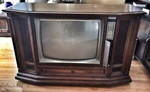 TV  Television Antique Collection