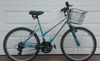 Women's bike - reconditioned