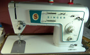 Singer Sewing Machine Stylist 466 Zigzag Special Model