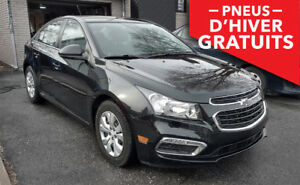 2016 Chevrolet Cruze TURBO LT Berline
