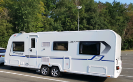 Used Touring caravans for Sale in Wales   Caravans for ...