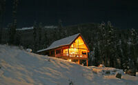 Rental Log Chalet at Panorama still available for Dec.26,27&28