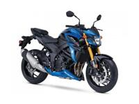 2018 SUZUKI GSX-S1000. 95 POUNDS OVER 36M ON PCP WITH A 399 DEPOSIT