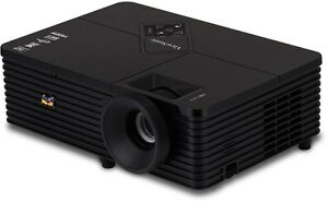 Viewsonic Projector 720p resolution+HDMI+USB+3D capable