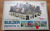 Super City Mid Century Modernism Building Set by Ideal Peterborough Peterborough Area Preview
