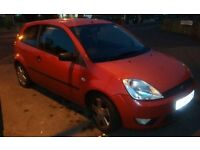 2005 (55) Ford Fiesta 1.25 climate