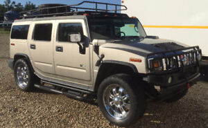 2004 HUMMER H2 lots of extras