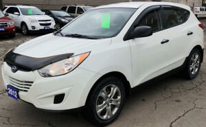 2012 Hyundai Tucson FWD