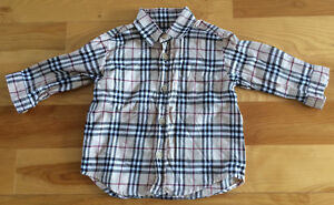 Burberry baby boys' clothing