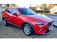2017 '17' Mazda CX-3 2.0 ( 120ps ) SKYACTIV-G ( 2WD ) SE-L Nav