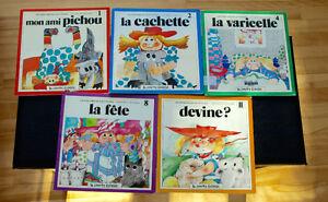Livres en français - La Courte échelle
