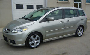 2007 Mazda Mazda5 GT WINTER WARRANTY SPECIAL