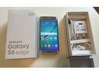 Samsung Galaxy S6 Edge massive memory 64gig UNLOCKED