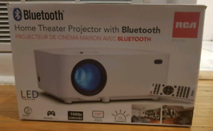 New Bluetooth Projector