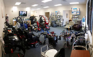 Walkers.Wheelchairs, Mobility Scooters, Lift Chairs, Stairlifts,