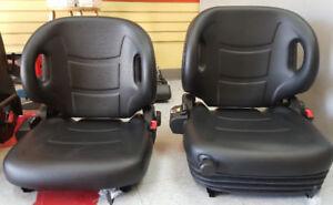 Forklift seat , siégé de chariot élévateur Pieces
