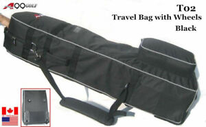 New T04 Wheeled Cover A99 Golf Travel Bag
