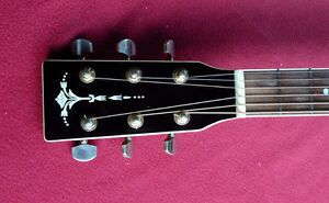 Dropped $680      MIJ Cat's Eyes (Martin) OM Acoustic Collectors