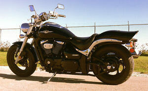 Suzuki Boulevard M50 : The Cure for Adult ADHD