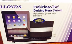 iPad/iPhone Docking Station