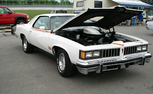 Pontiac Can am 1977