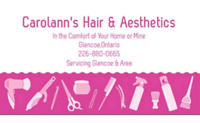 Hair & Aesthetic Services Done in the Comfort of Your Home