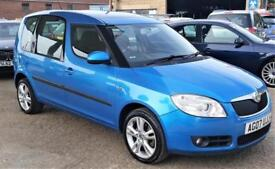 2007 Skoda Roomster 3 1.4TDI PD Warranty & delivery available Px welcome